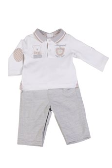 87541825f70 MAYORAL Baby Boy Trouser Outfit 2502 BLUE RRP £34.99£17.50