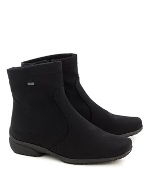 Ara Gore Tex Stretch ankle boot Black Was: £125.00 Now: £49.00