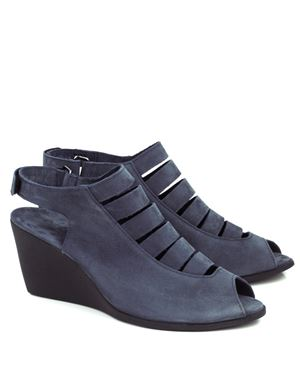 Arche Arche Egzy nubuck wedge sandal Mauna Was: £180.00 Now: £115.00