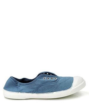 Bensimon Elly Tennis sneaker Denim £35.00