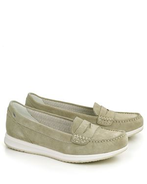Geox Geox Avery D62H5C Moccasins Taupe Was: £90.00 Now: £45.00