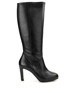 Hogl 8640 Platform High Boot Black Was: £245.00 Now: £69.00