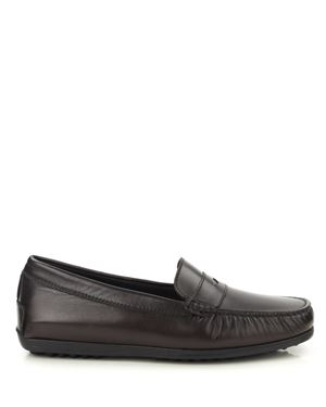 Manila 7501 Leather Moccasin Driving Shoe T Moro Was: £99.00 Now: £35.00