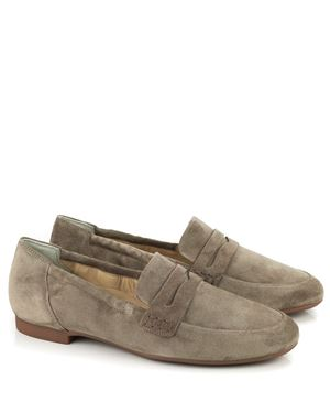 Paul Green Sand Suede Loafer 1070 Antelope (012) £120.00