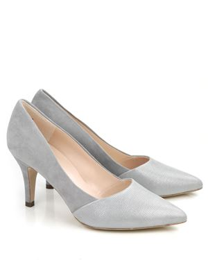 Peter Kaiser Eleonore Suede Court Shoe Topas Was: £130.00 Now: £65.00