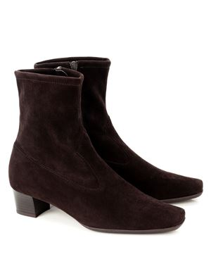 Peter Kaiser Gene stretch suede ankle boot Nuba Was: £159.00 Now: £69.00