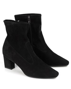 Peter Kaiser Konsa Stretch Suede Ankle Boot Black £175.00