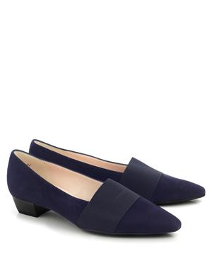 Peter Kaiser Lagos suede pump Navy Was: £115.00 Now: £80.50