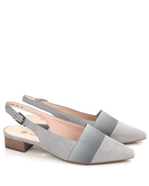 Peter Kaiser Lissil Grey Suede Topas £120.50