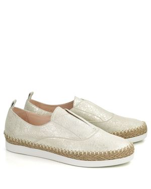 Peter Kaiser Peter Kaiser Anamarie Essay summer pump Whitegold Was: £125.00 Now: £81.00