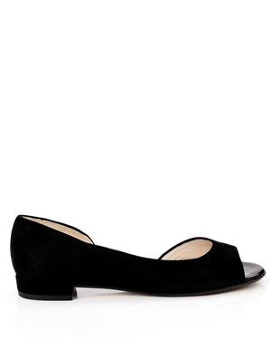 Peter Kaiser Peter Kaiser Shoes - Deren Suede Black Was: £120.00 Now: £60.00