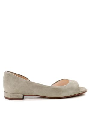 Peter Kaiser Peter Kaiser Shoes - Deren Suede Taupe Was: £120.00 Now: £60.00