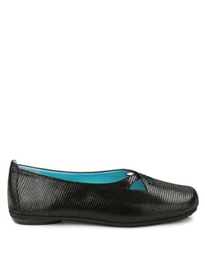 Thierry Rabotin Thierry Rabotin shoes - 7046 Sahara ballerina flat pump Black Was: £190.00 Now: £140.00