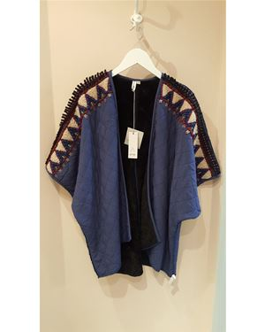 Blank Kerviona Quilted Jacket Blue Was: £190.00 Now: £95.00