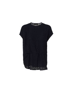 By Malene Birger By Malene Birger kauili Top Blue Was: £229.00 Now: £160.30