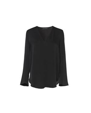 By Malene Birger By Malene Birger Mizar  Top Black Was: £189.00 Now: £132.30