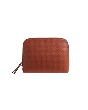 By Malene Birger By Malene Birger Pouchyle Bag rust £110.00