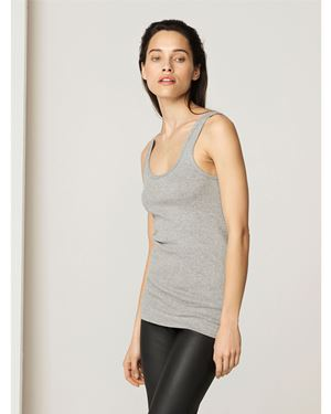 By Malene Birger Newdawn tank top Grey £45.00