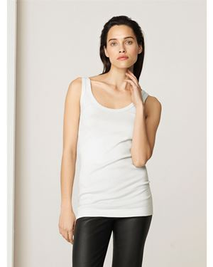 By Malene Birger Newdawn tank top Mint £45.00