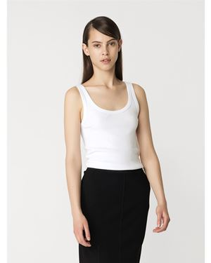 By Malene Birger Newdawn tank top white £45.00