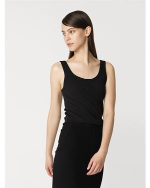 By Malene Birger Newdawn tank vest Black £45.00