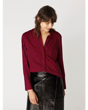 By Malene Birger Tiranamus Stripe Shirt Glamour Was: £169.00 Now: £118.30