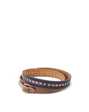 Hunkydory Hunkydory Bear Creek Belt Navy Was: £149.00 Now: £74.50