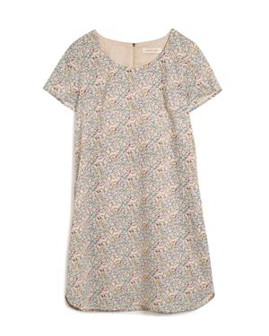 Indi & Cold Indi & Cold Liberty Inspired Printed Dress Beige Was: £120.00 Now: £39.00
