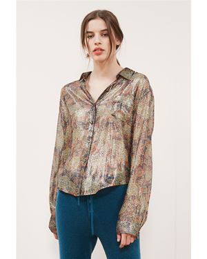 Mes Demoiselles Cerisier Blouse Floral Was: £190.00 Now: £133.00