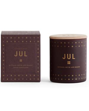 Scandinavisk Jul Scented Boxed Candle Jul £35.00