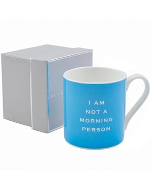 "Susan O Hanlon ""Not a Morning Person"" Boxed Mug Morning £15.50"