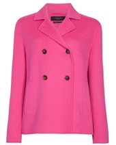 Weekend Max Mara Martina Jacket Fuchsia £359.00