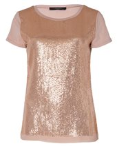 Weekend Max Mara Dolores T Shirt Camel £52.00 (was £69.00)