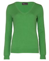 Princess Goes Hollywood Pullover V Basic Green Poison £93.00 (was £155.00)