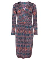 Ingenue Elisa Dress Paisley Blue £36.00 (was £89.00)