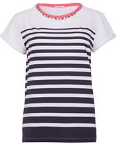 Marella Iran Tee Top Optical White £69.00
