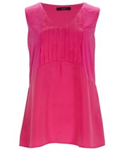 Weekend Max Mara Fresis Top Fuchsia £79.00