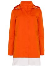 Joseph Zero Techno T Coat Orange £495.00