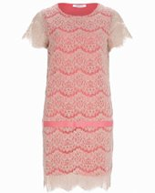 Marella Grana Dress Beige & Coral £189.00