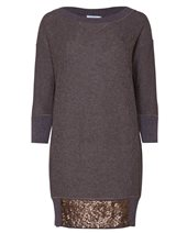 Marella Fiuggi Tunic Dress Dark Grey £139.00 (was £185.00)