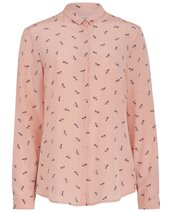 Weekend Max Mara Venas Shirt Powder £175.00