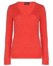 Princess Goes Hollywood Pullover V Basic Tangerine £155.00