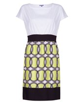 Vilagallo Abstract Soho Dress Soho £49.00 (was £125.00)