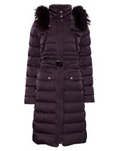 Marella Lapillo Coat Dark Brown £371.00 (was £495.00)