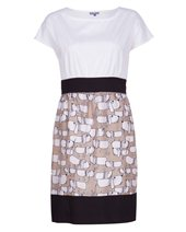 Vilagallo Soho Cane Dress Soho Cane £49.00 (was £125.00)