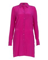 Joseph Poppy Silk Shirt Fuschia £83.00 (was £275.00)