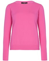 Weekend Max Mara Tamaro Sweater Fuchsia £105.00