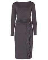 Ingenue Lola Dress Dot Grey £67.00 (was £89.00)