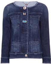 Marella Damina Denim Jacket Blue Jeans £199.00