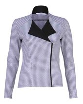 Rayure Rock 3 Jacket Top Black & Grey £75.00